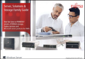 Fujitsu, server, solution e storage family guide