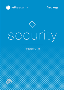 security firewall UTM
